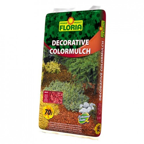 Scoarta Decorativa Color Mulch - 70 L